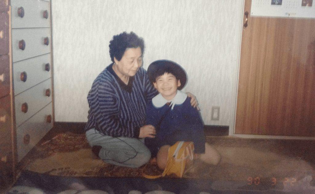 おばあちゃん 介護前
